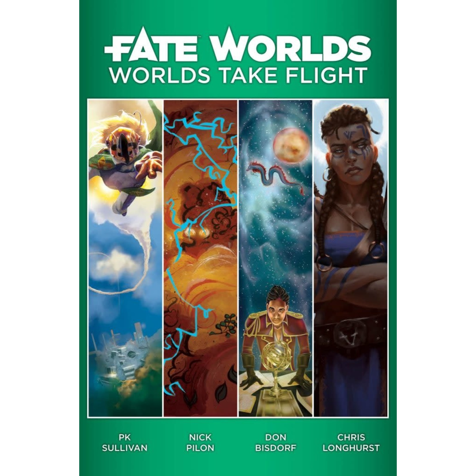 FATE RPG: Worlds Take Flight