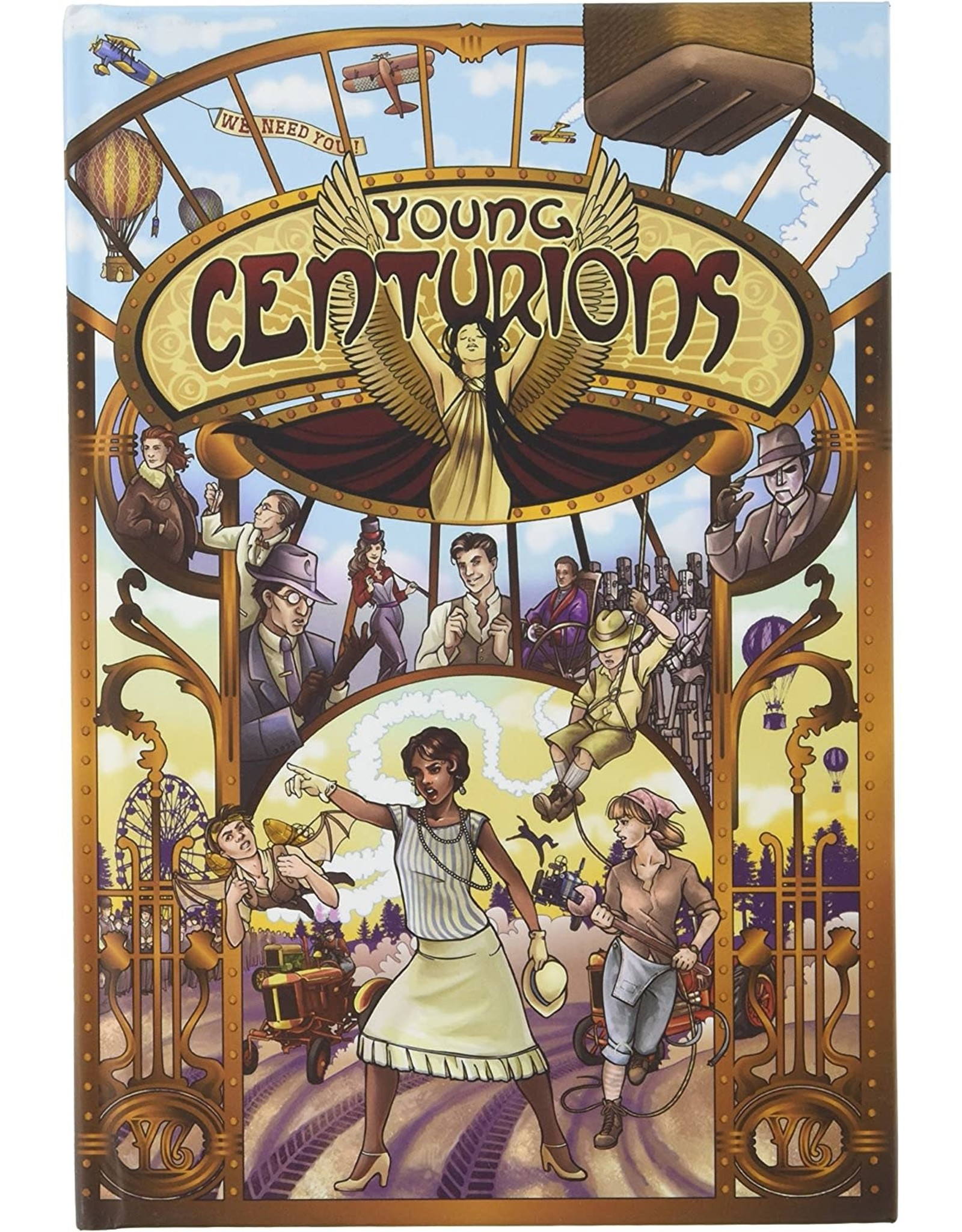 FATE RPG: Young Centurions