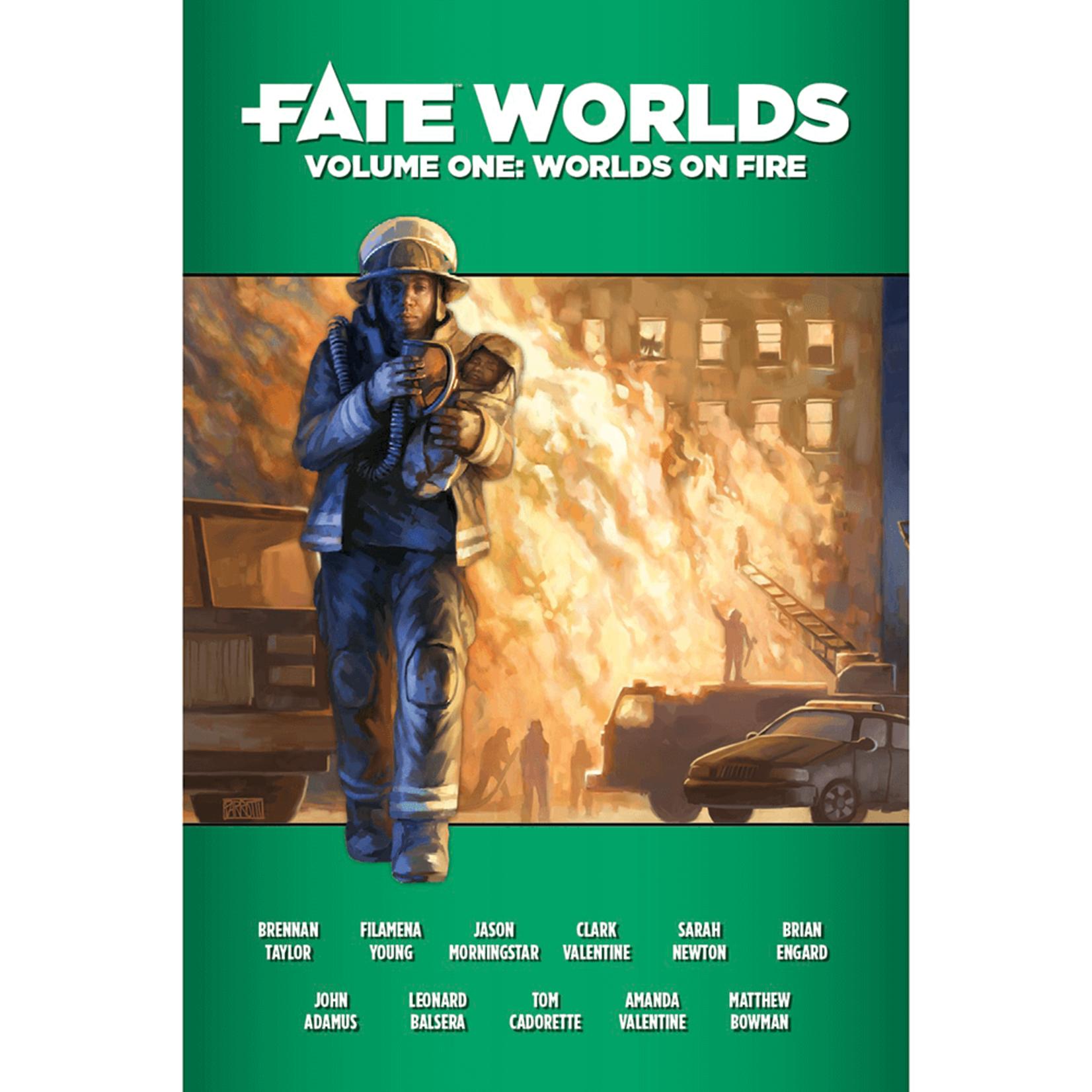 FATE Worlds Vol. 1