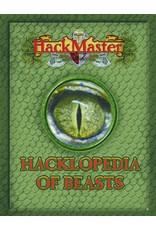 Hackmaster Hacklopedia of Beasts RPG