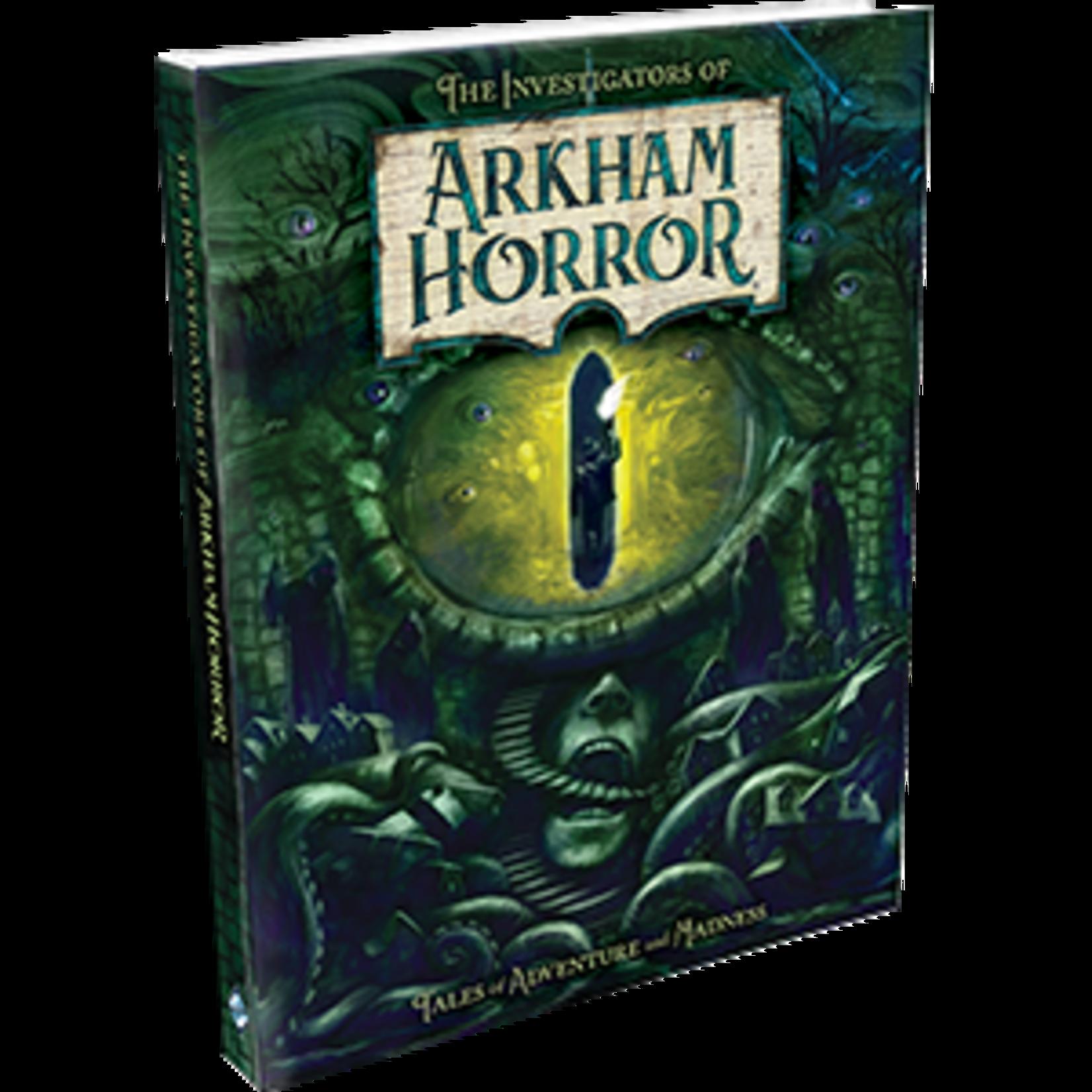 Investigators of Arkham Horror Sourcebook