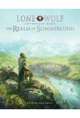 Lone Wolf Adventure Game RPG Sommerlund