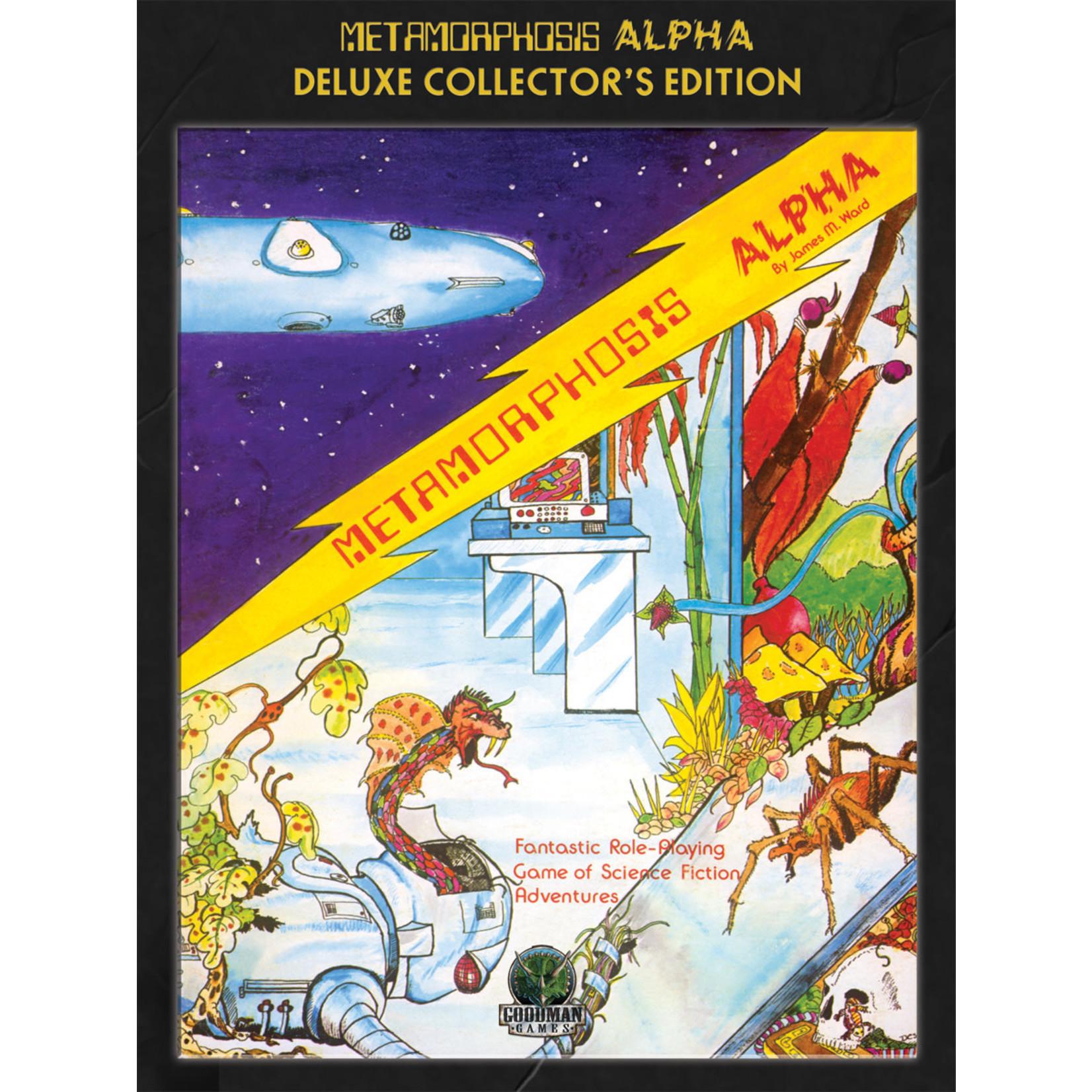 Metamorphosis Alpha RPG Deluxe Editon