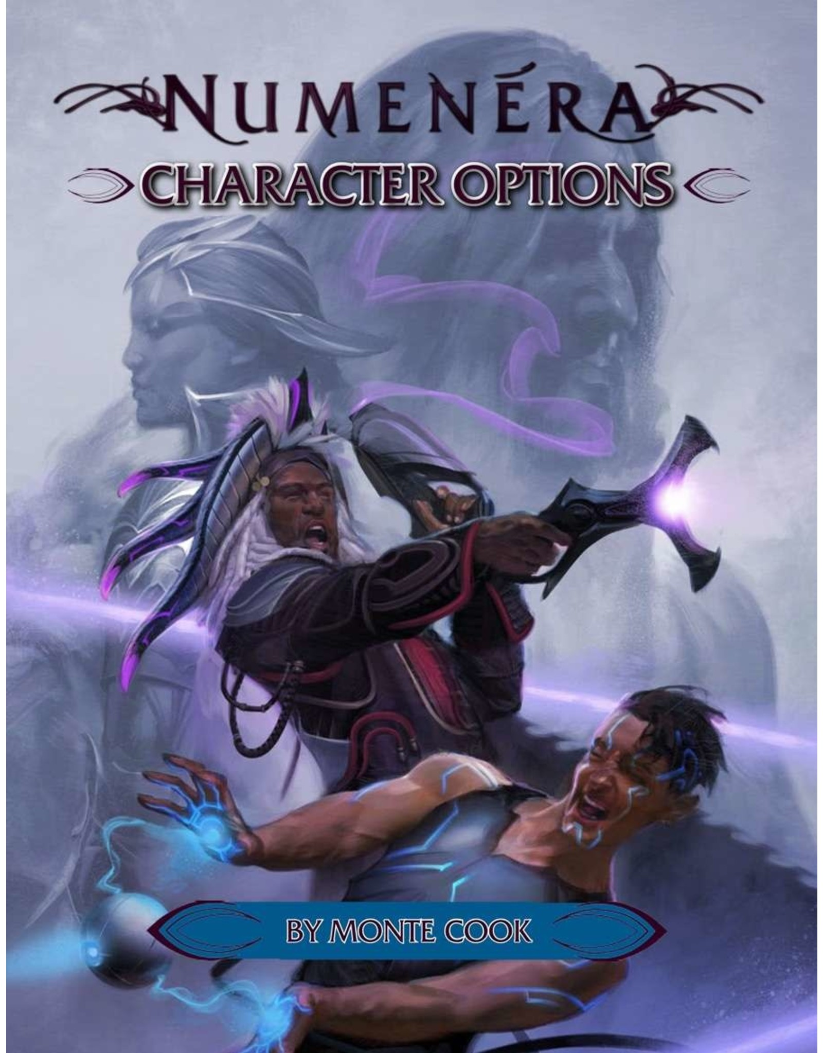 Numenera RPG Character Options