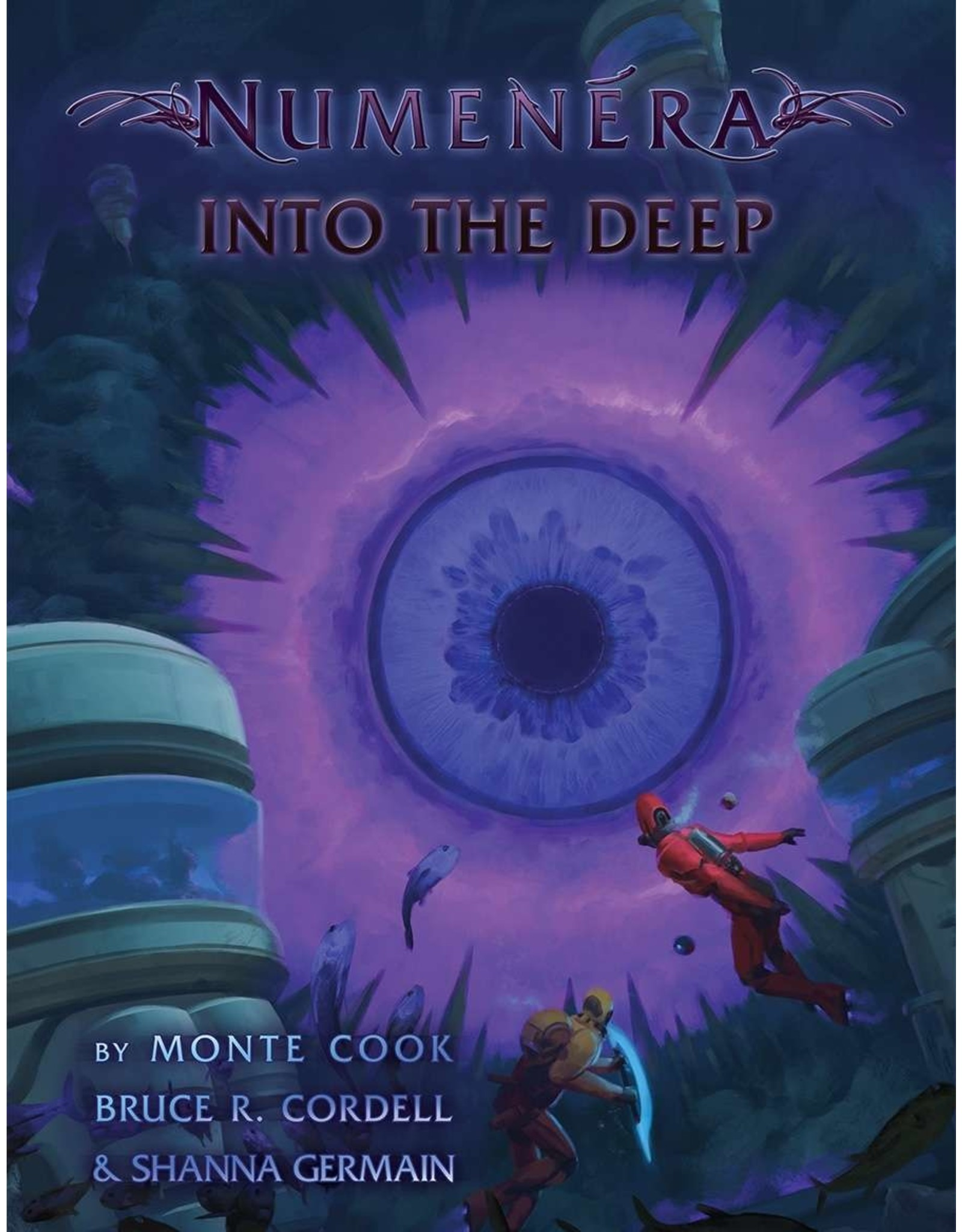 Numenera RPG Into the Deep