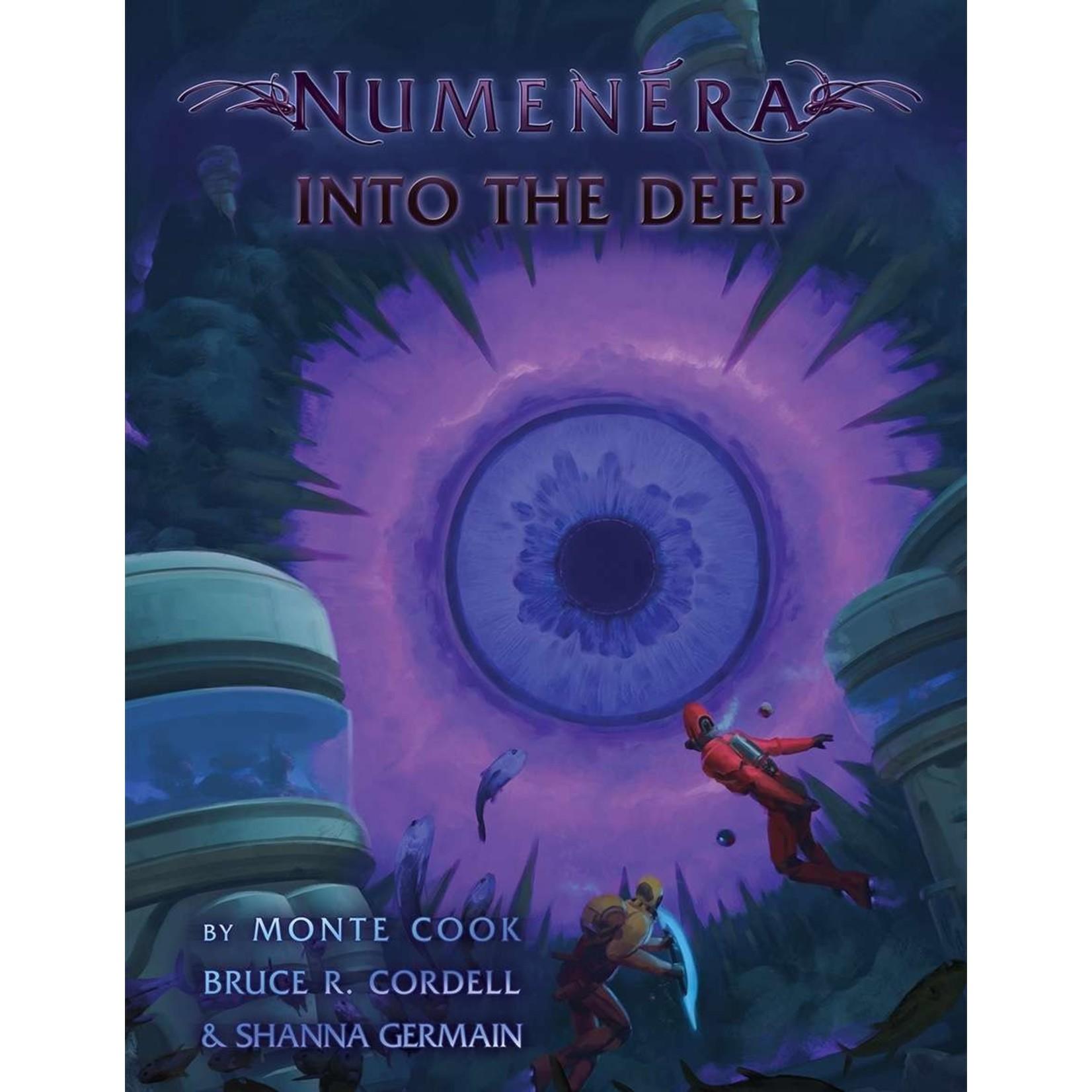 Numenera RPG Into the Deep