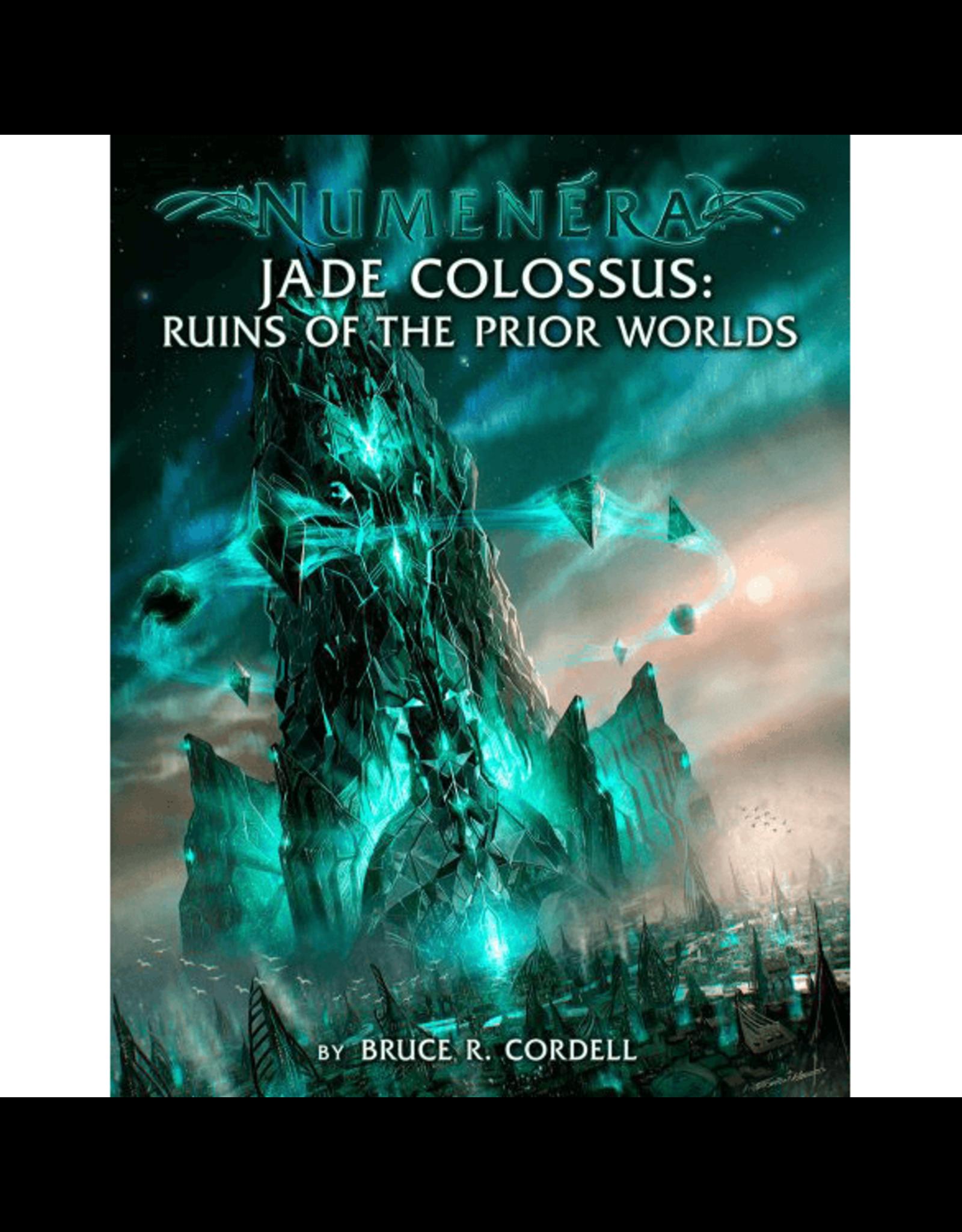 Numenera RPG Jade Colossus