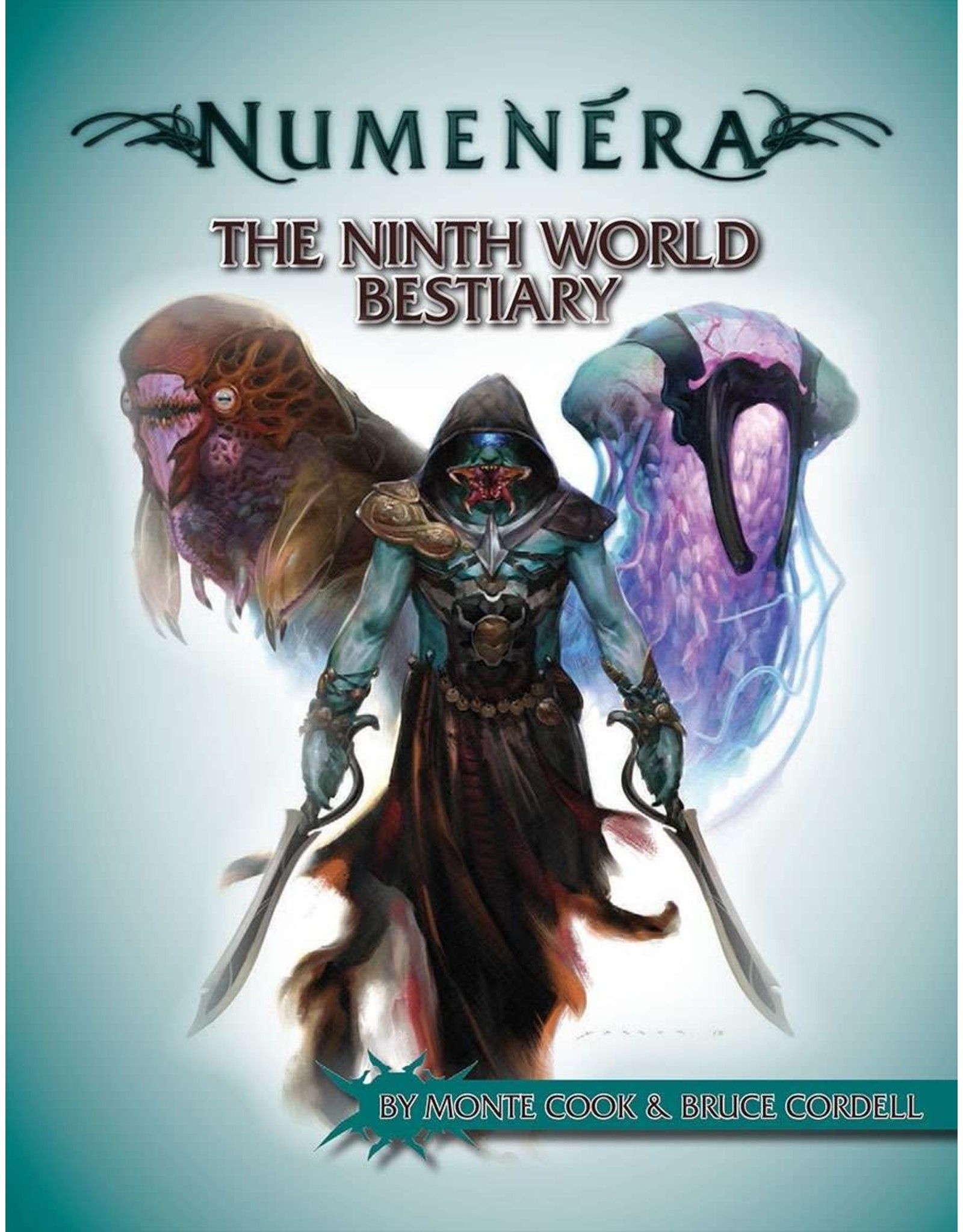 Numenera RPG Ninth World Bestiary