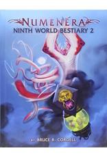 Numenera RPG Ninth World Bestiary 2