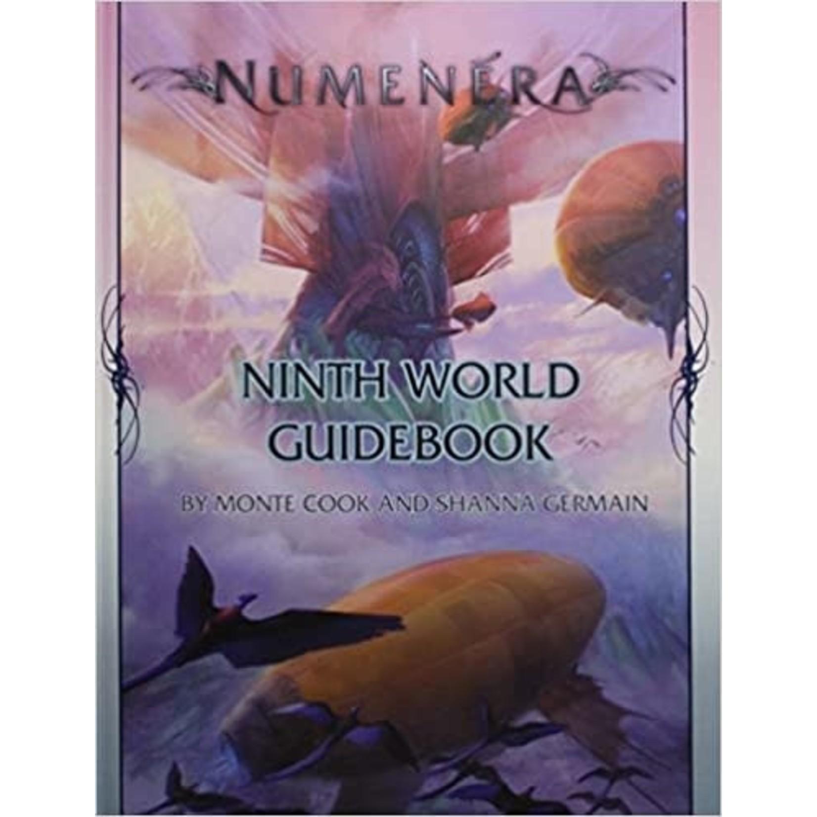 Numenera RPG Ninth World Guidebook