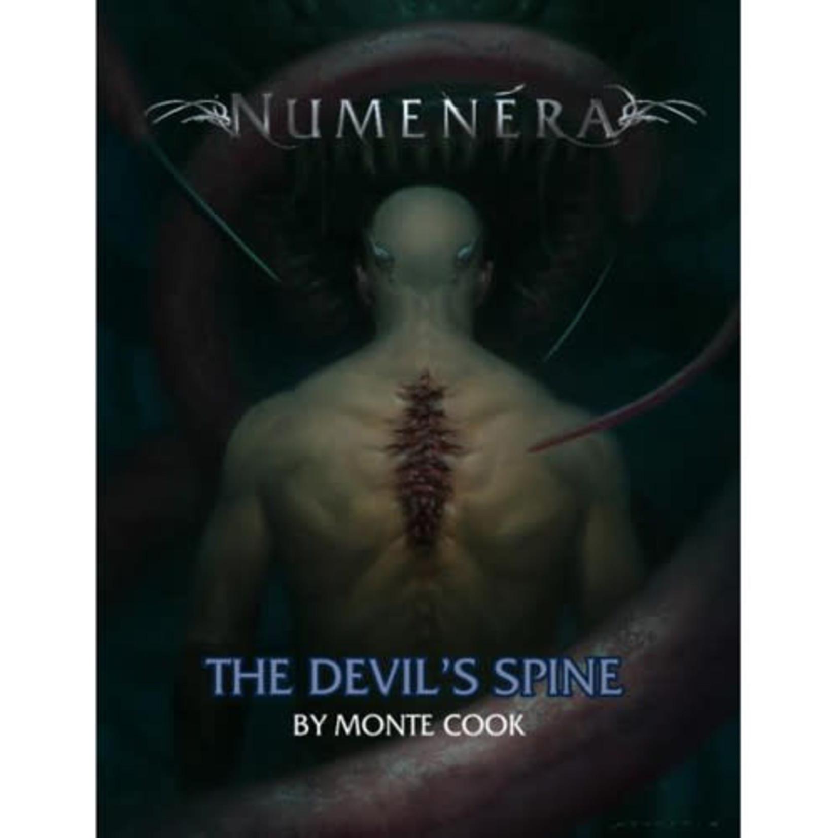 Numenera RPG The Devil's Spine