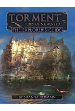 Numenera RPG Torment: Tides of Numenara
