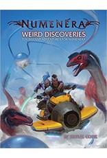 Numenera RPG Weird Discoveries