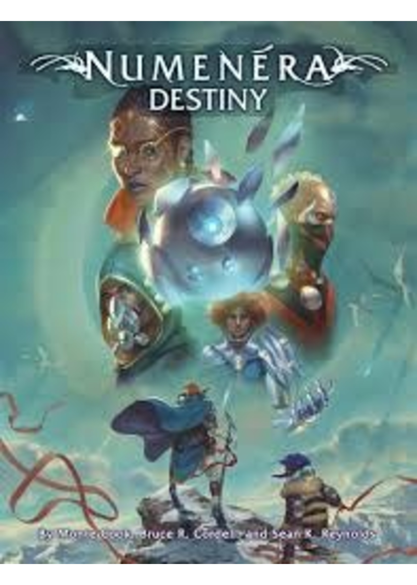 Numenera RPG: Destiny