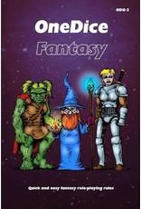 One Dice RPG: Fantasy Core Book