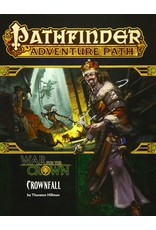 Pathfinder Adventure Path: War for the Crown #1 - Crownfall