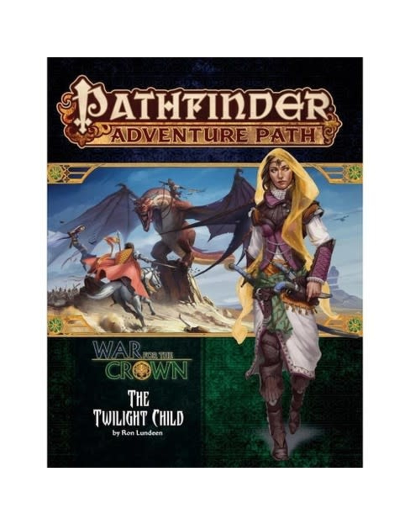 Pathfinder Adventure Path: War for the Crown #3 - Twilight Child