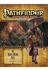 Pathfinder Module: Mummy's Mask The Half Dead City