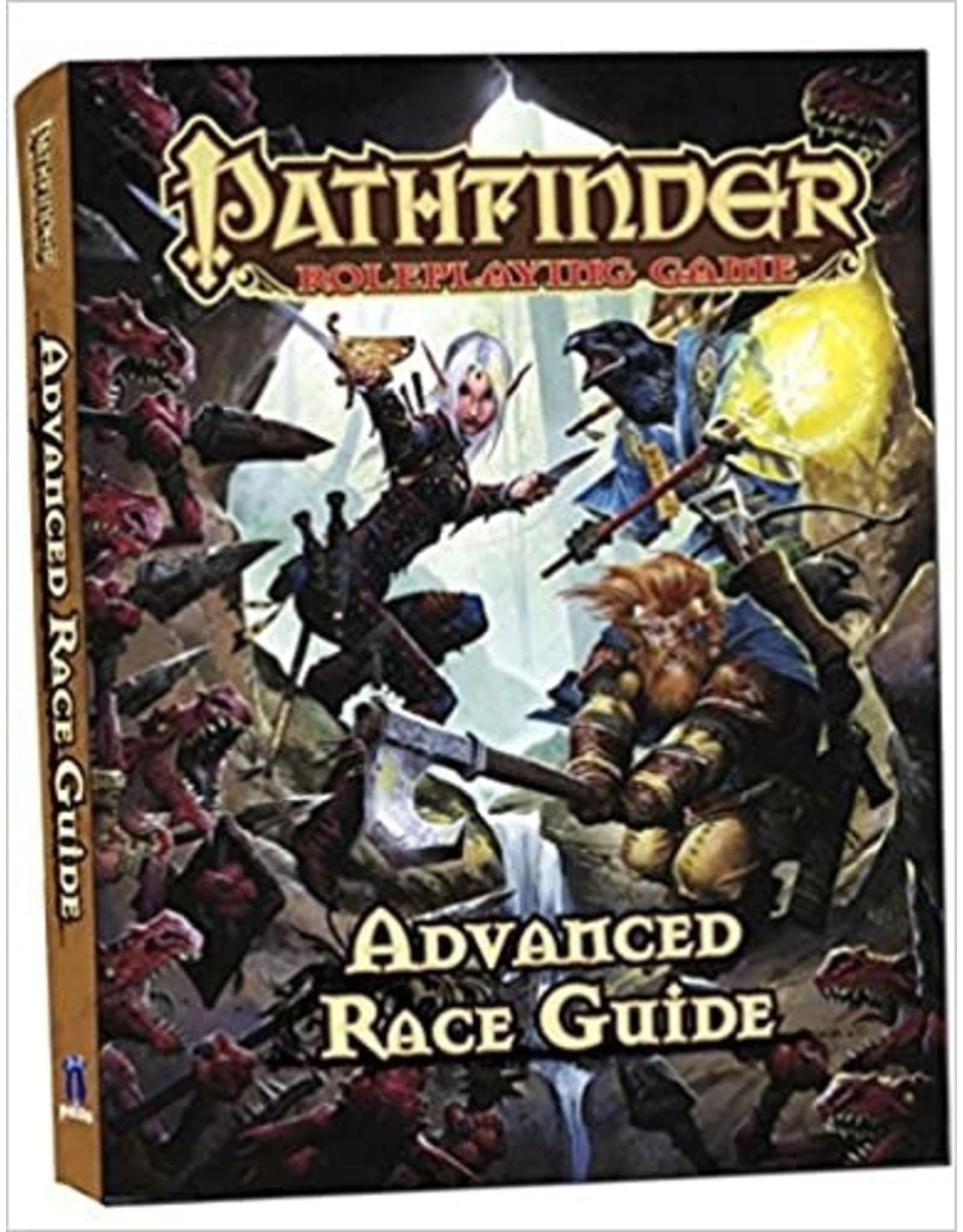Pathfinder RPG Advanced Race Guide Pocket Edition