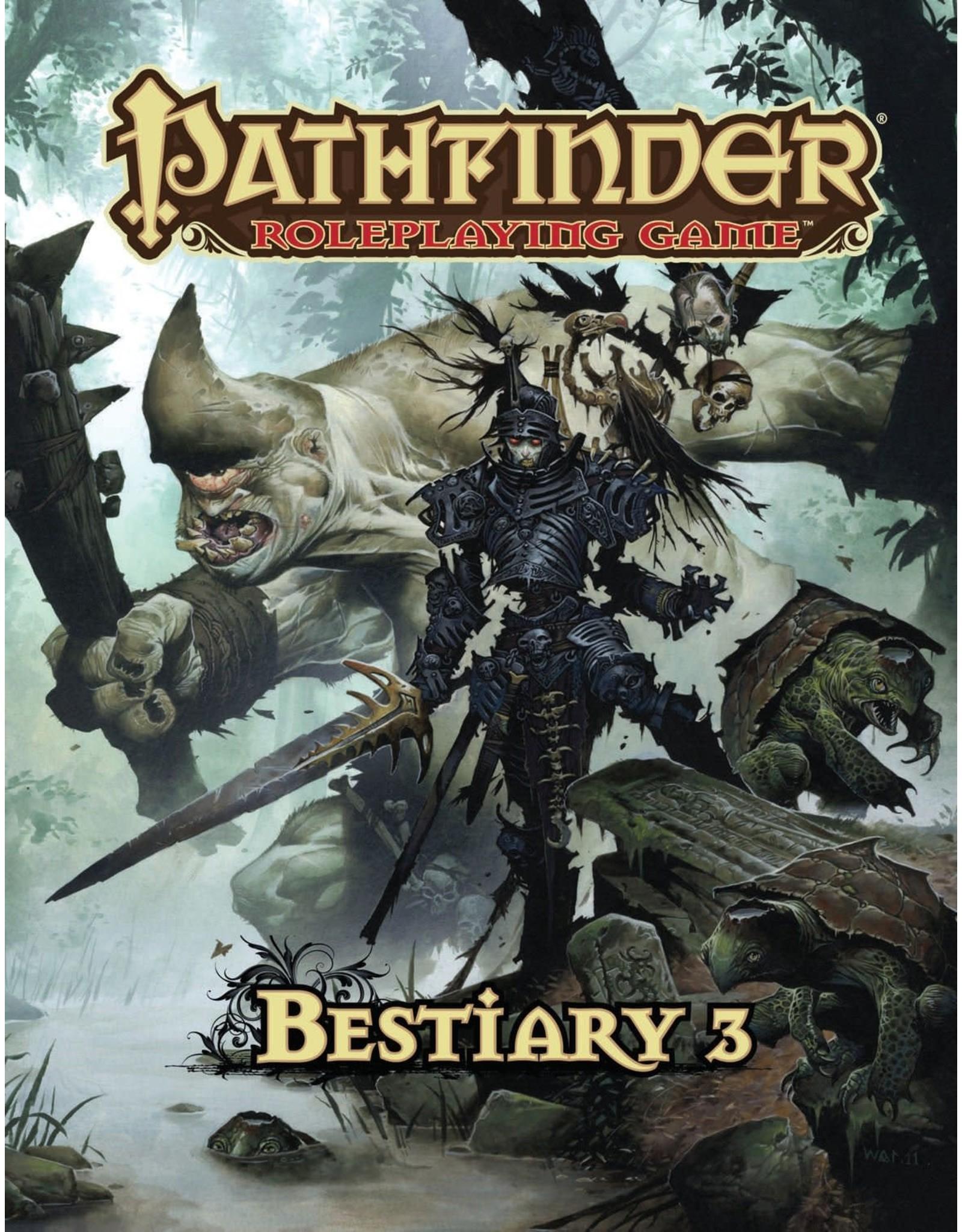 Pathfinder RPG Bestiary 3