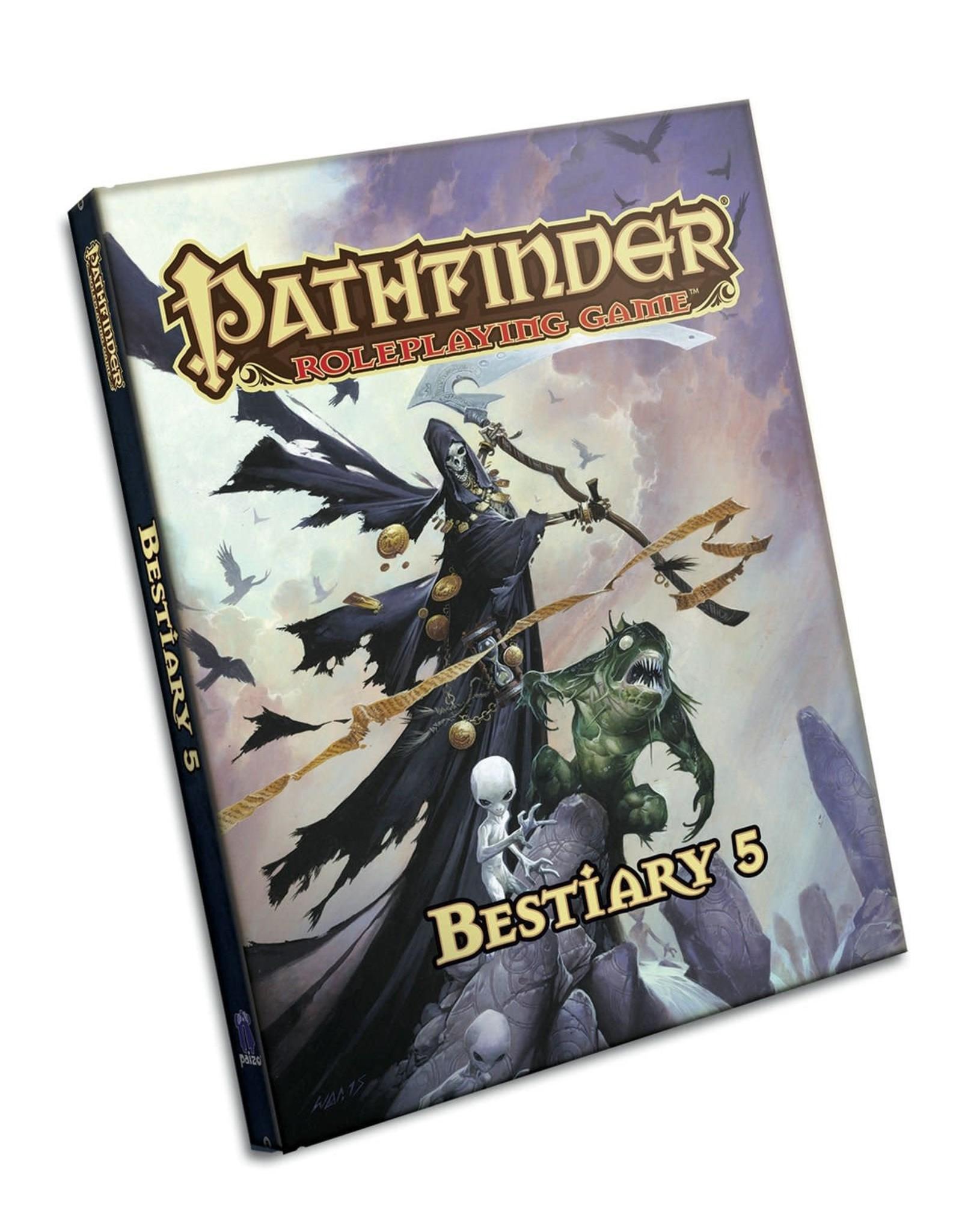 Pathfinder RPG Bestiary 5