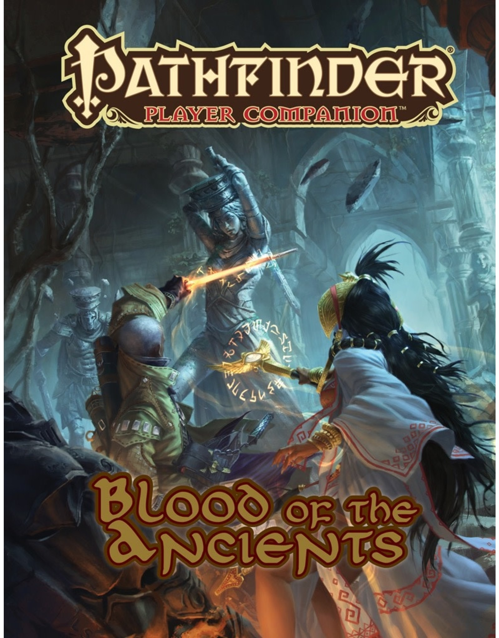 Pathfinder RPG Player Companion: Blood of the Ancients