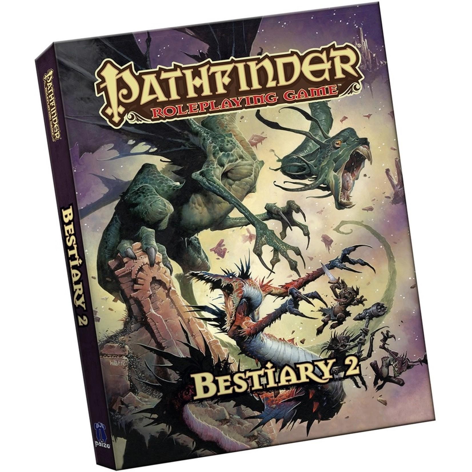 Pathfinder RPG: Bestiary 2 (pocket edition)