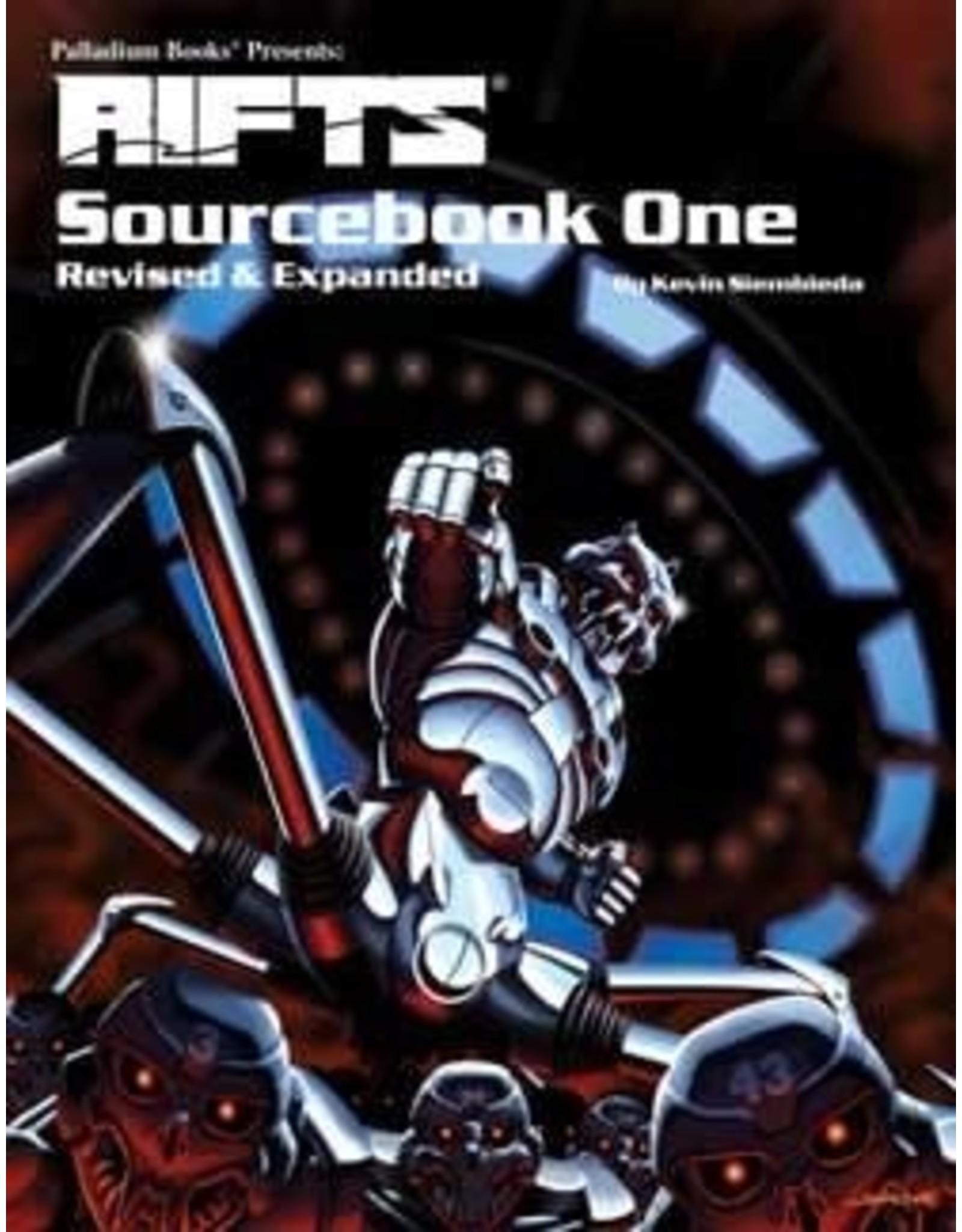 RIfts RPG Sourcebook 1 Revised & Expanded