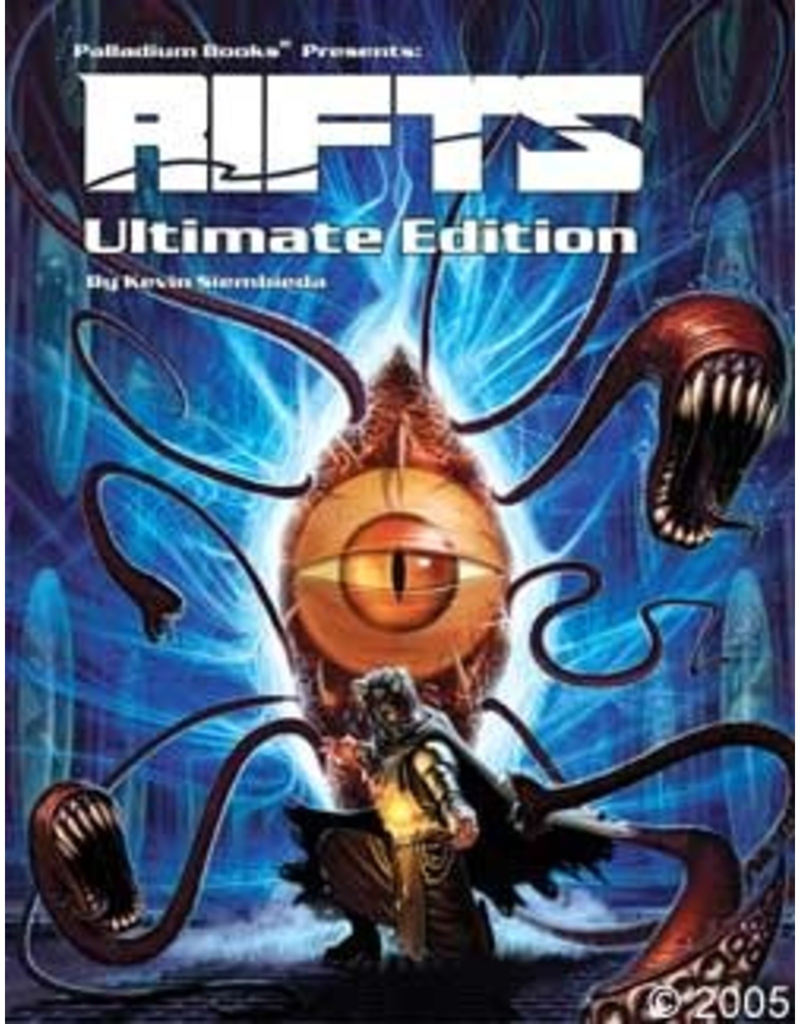 RIfts RPG Ultimate Edition