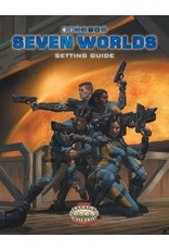 Savage Worlds RPG Seven Worlds Setting Guide