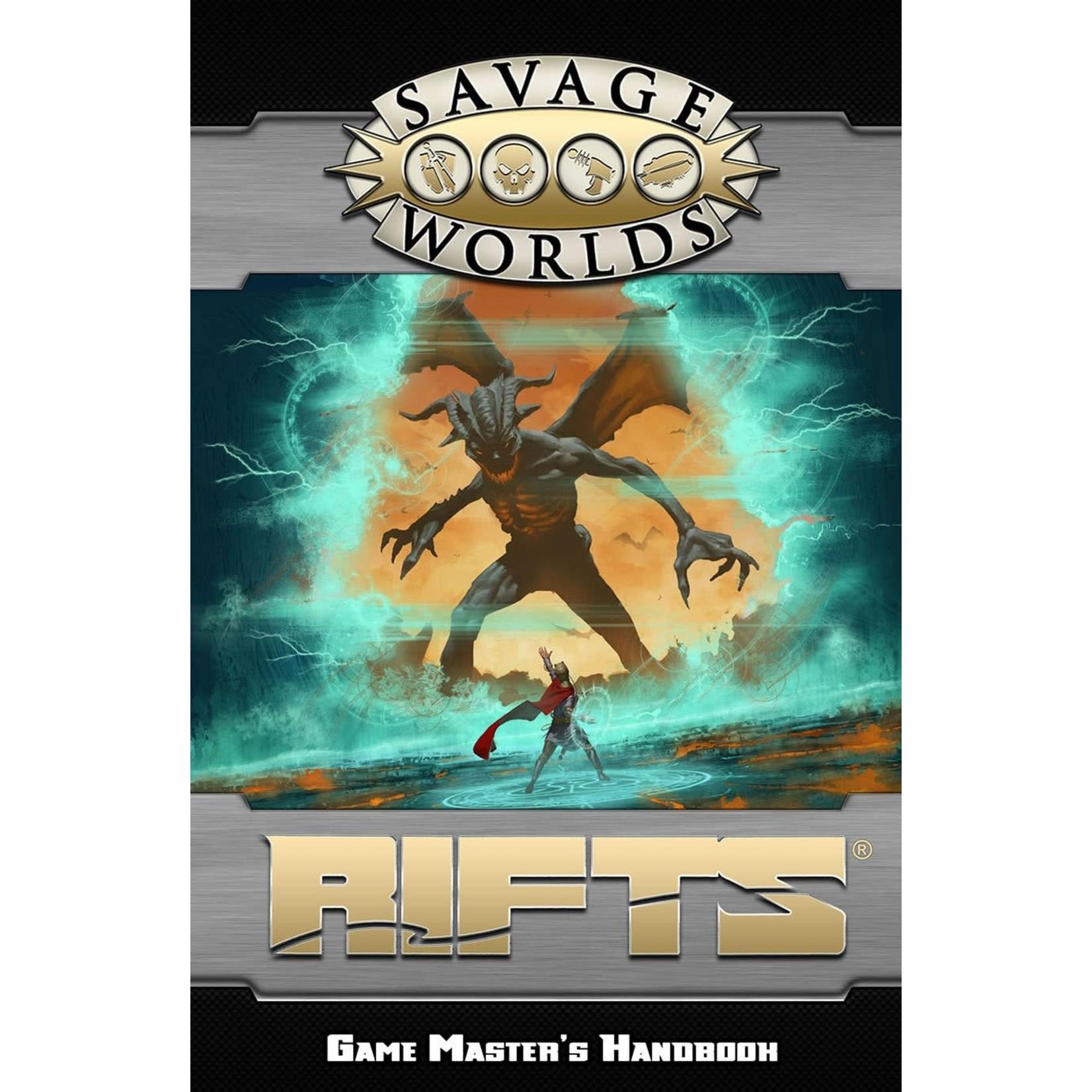 Savage Worlds: RIFTS Game Masters Handbook