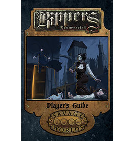 Savage Worlds: Rippers Resurrected RPG