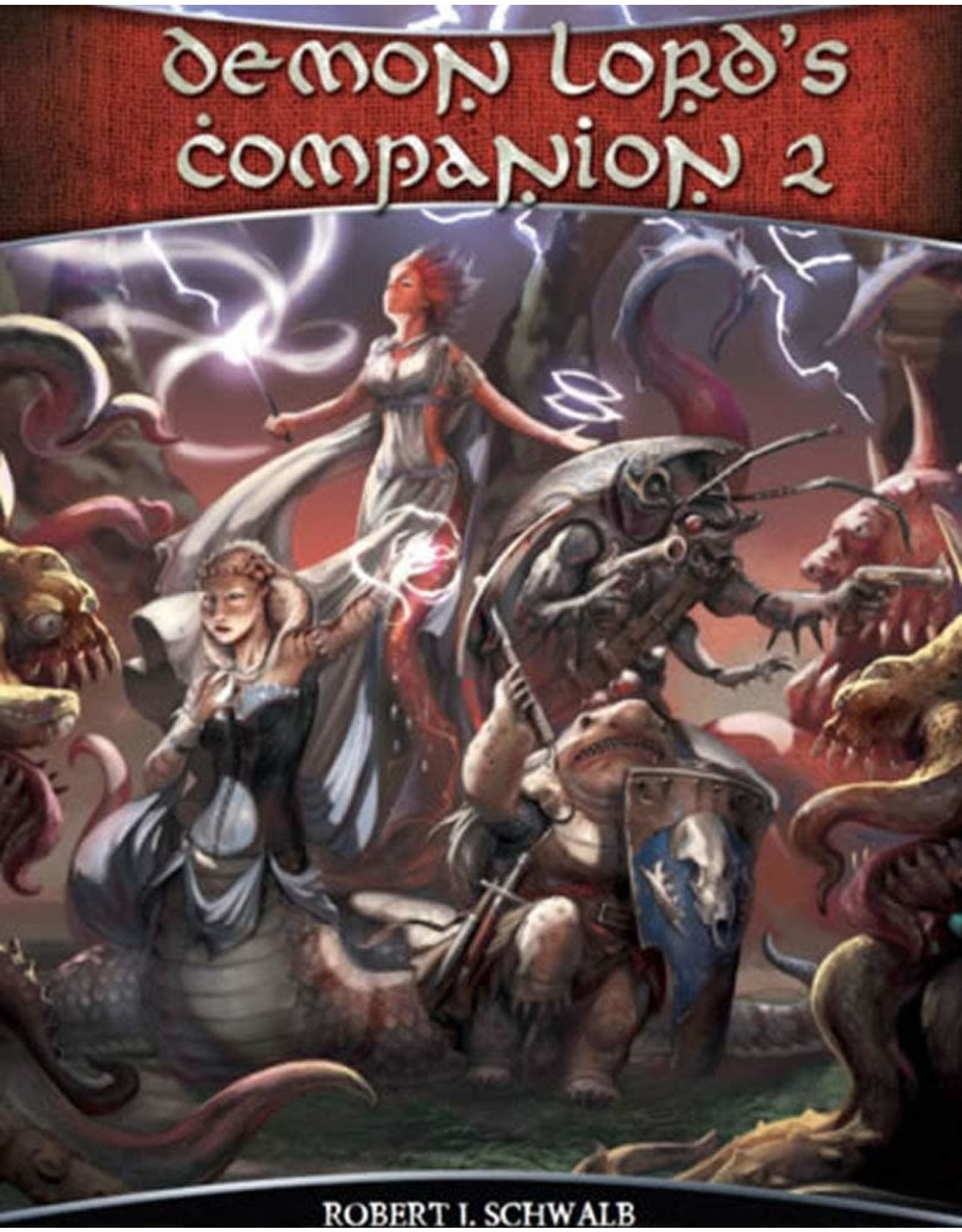 Shadow of the Demon Lord: Demon Lord's Companion RPG