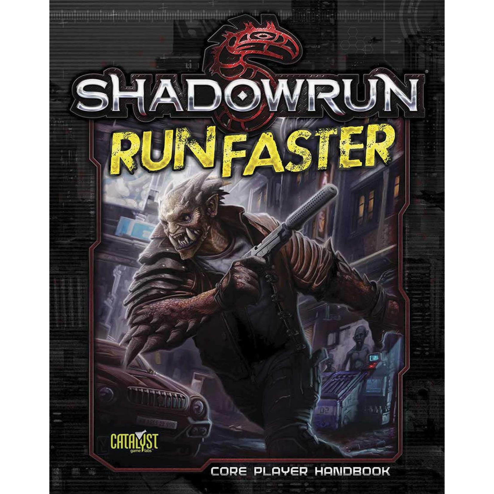 Shadowrun RPG Run Faster