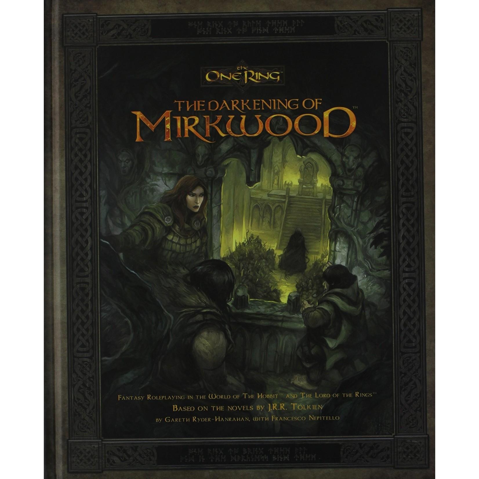 The One Ring RPG Darkening of Mirkwood