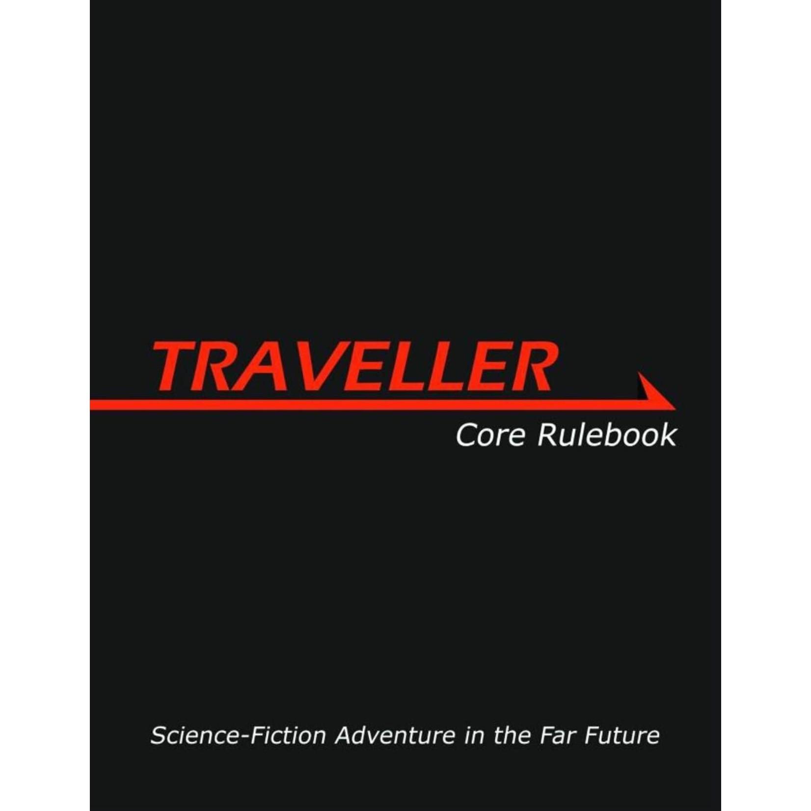 Traveller RPG Book 0