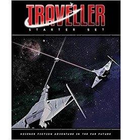 Traveller RPG Starter Set