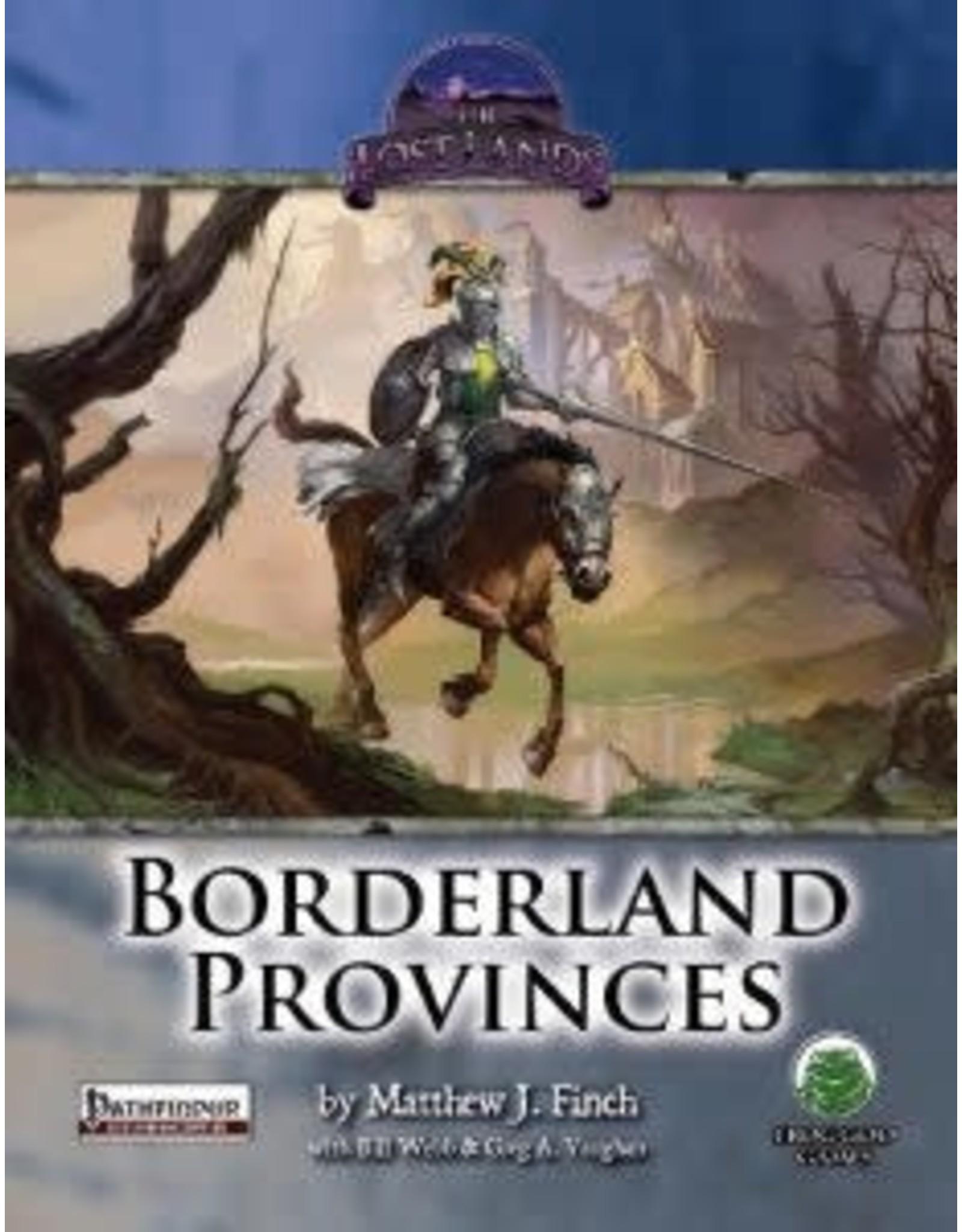 D&D 5e Borderland Provinces Campaign Setting