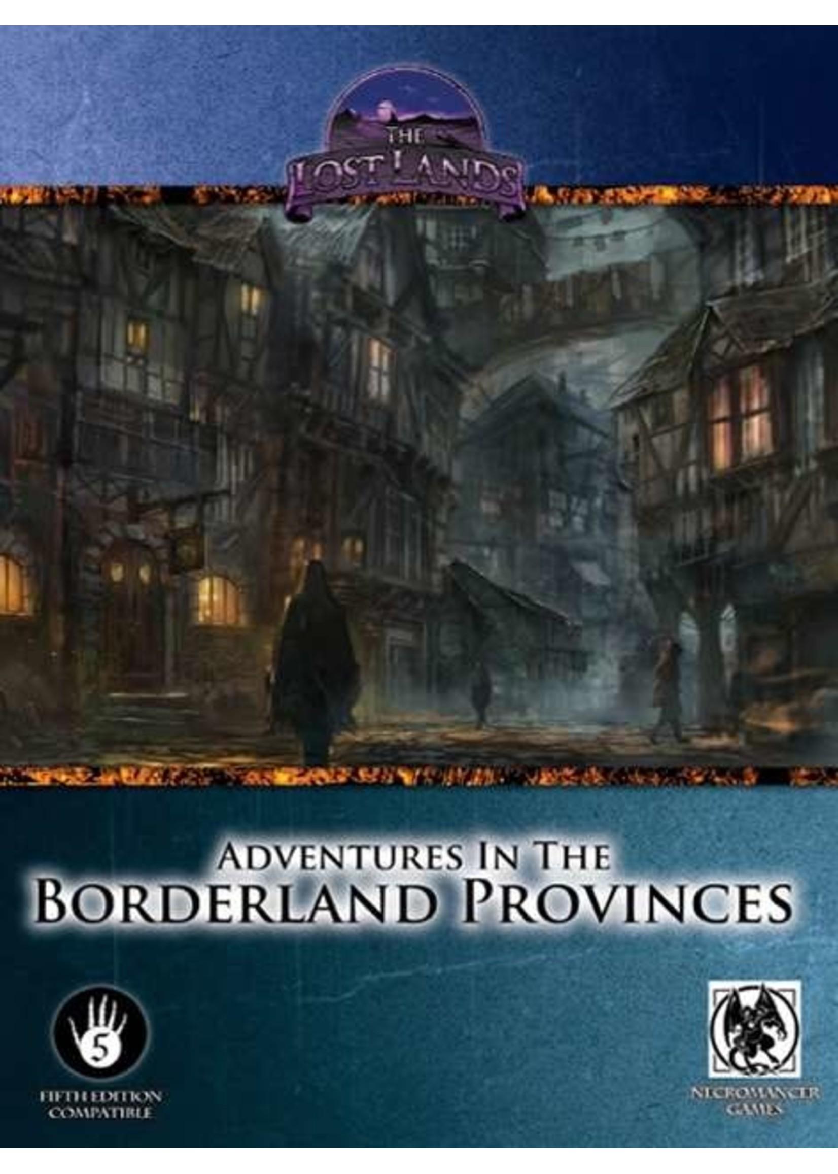 D&D 5e Adventures in the Borderland Provinces