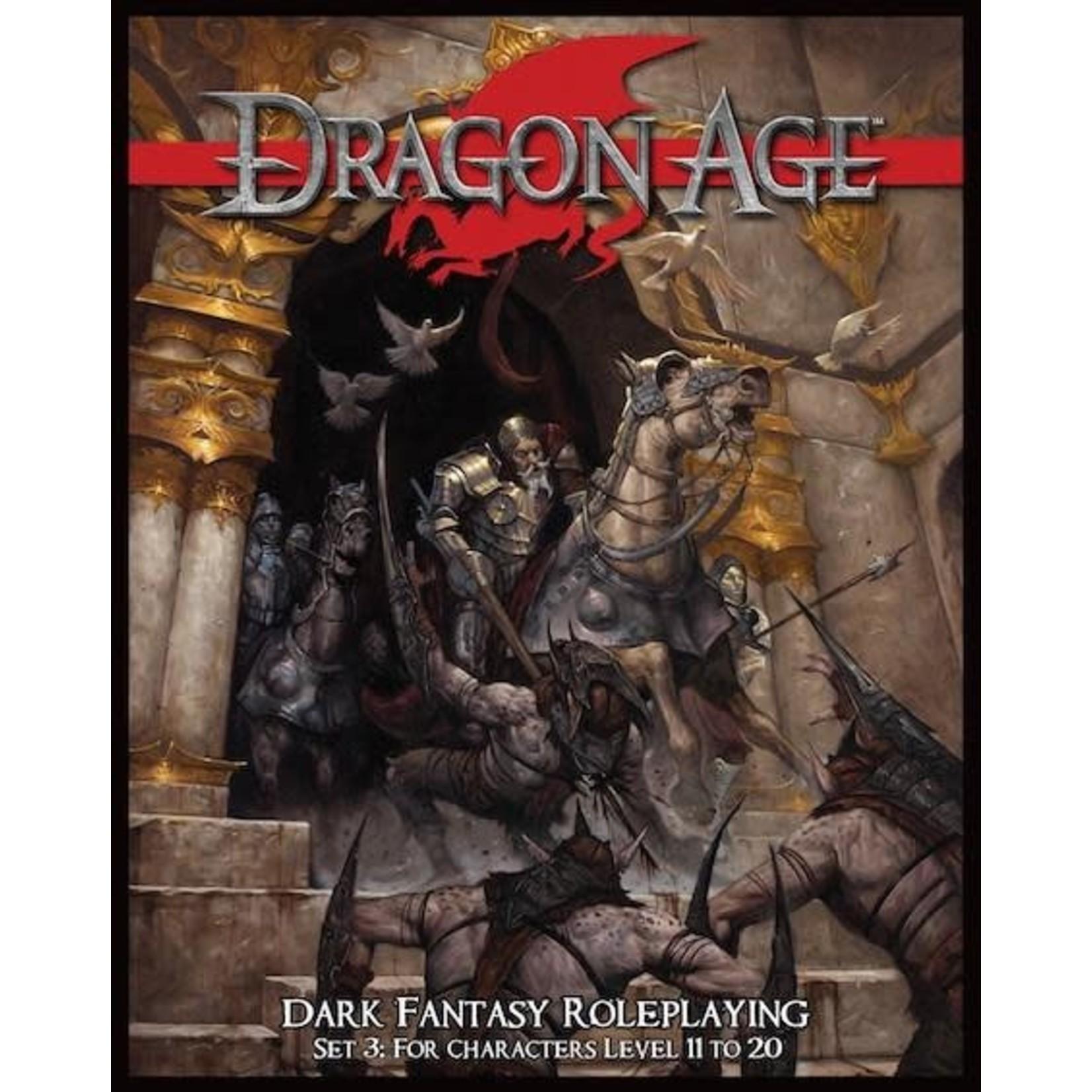 Dragon Age RPG Core Set 3