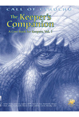 Call of Cthulhu RPG 6e The Keeper's Companion Vol. 1