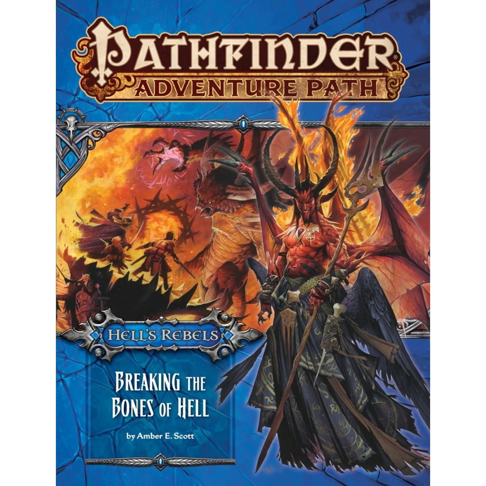 Pathfinder Adventure Path #102: Hell's Rebels - Breaking the Bones of Hell