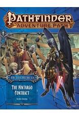Pathfinder Adventure Path #101: Hell's Rebels - The Kintargo Contract