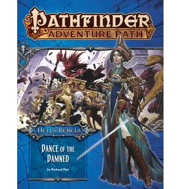 Pathfinder Adventure Path #99: Hell's Rebels - Dance of the Damned