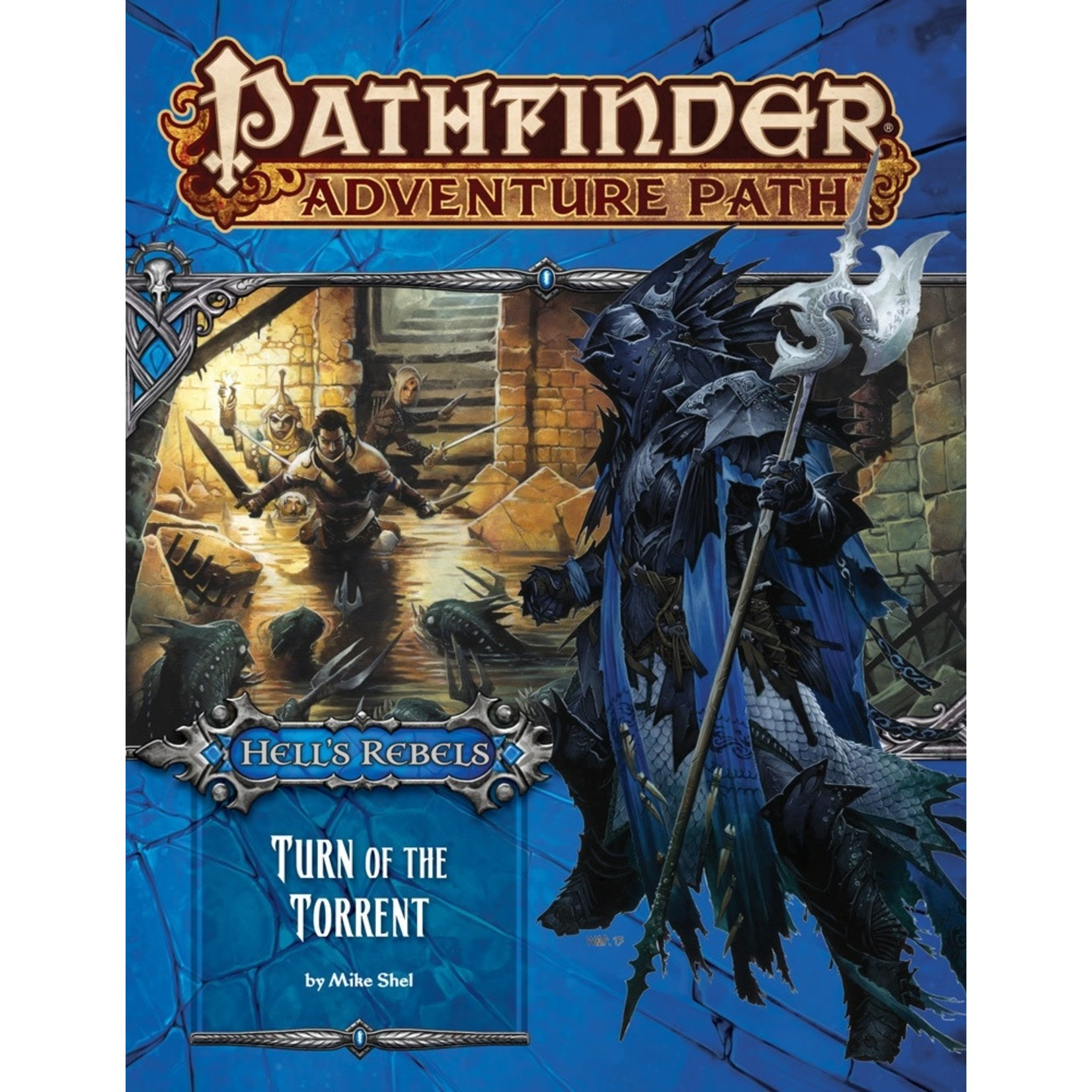 Pathfinder Adventure Path #98: Hell's Rebels - Turn of the Torrent