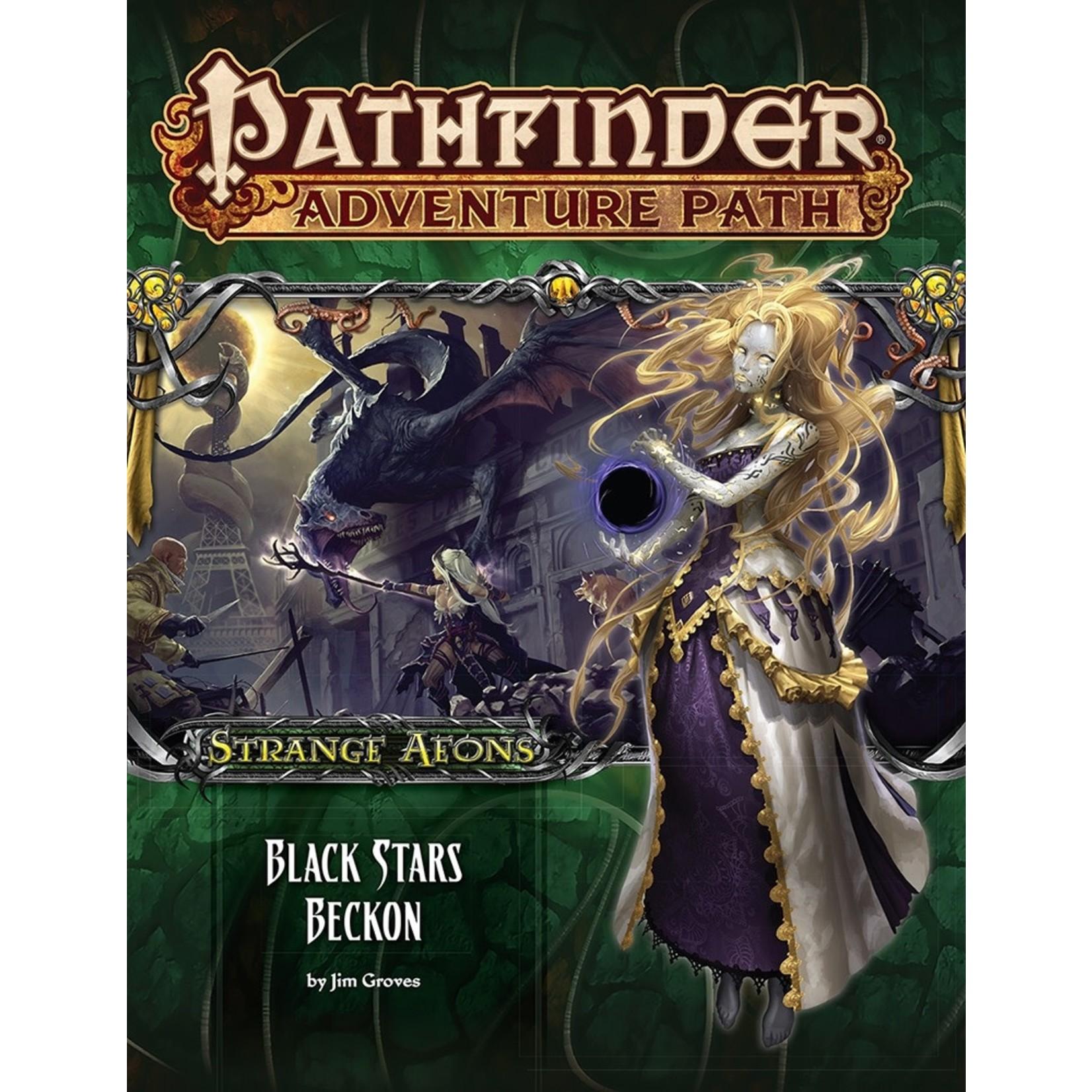 Pathfinder Adventure Path #114: Strange Aeons - Black Stars Beckon