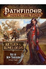 Pathfinder Adventure Path #138: Return of the Runelords - Rise of New Thassilon