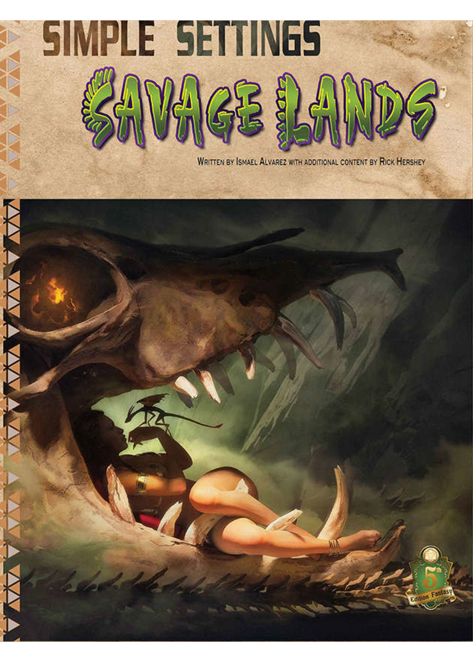 D&D 5e Simple Settings: Savage Lands