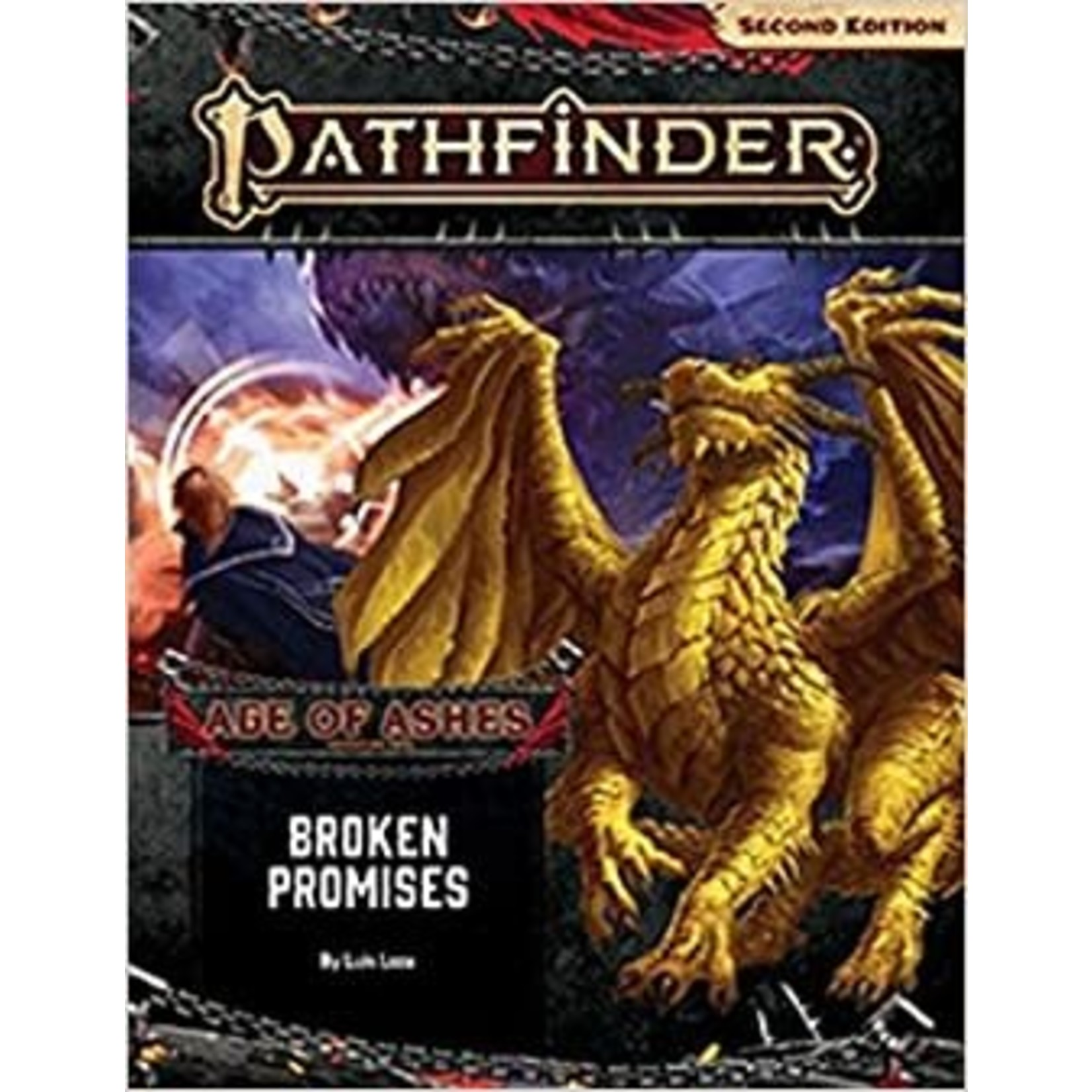 Pathfinder 2e Adventure Path: Broken Promises (Ages of Ashes #6)