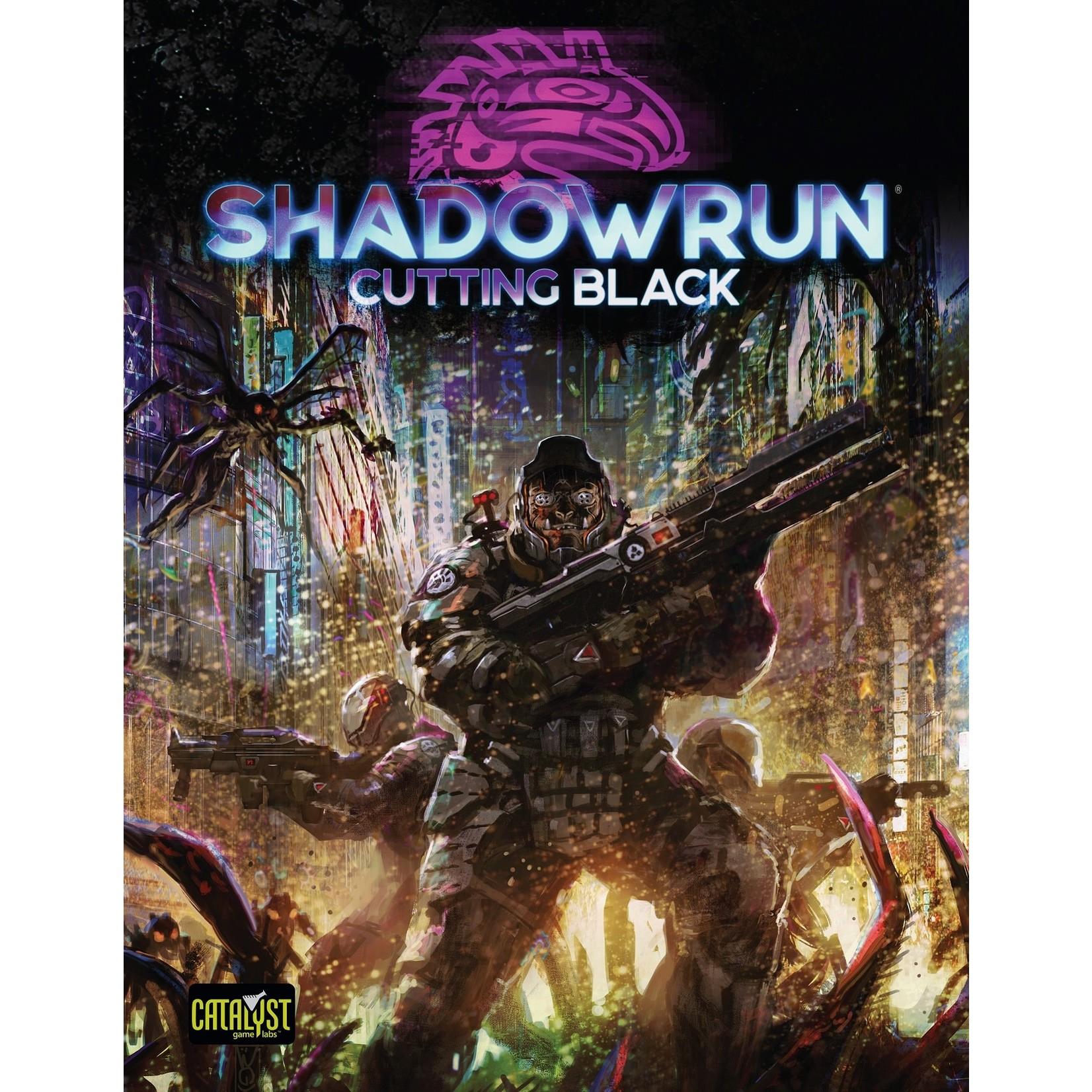 Shadowrun RPG 6th Edition Cutting Back